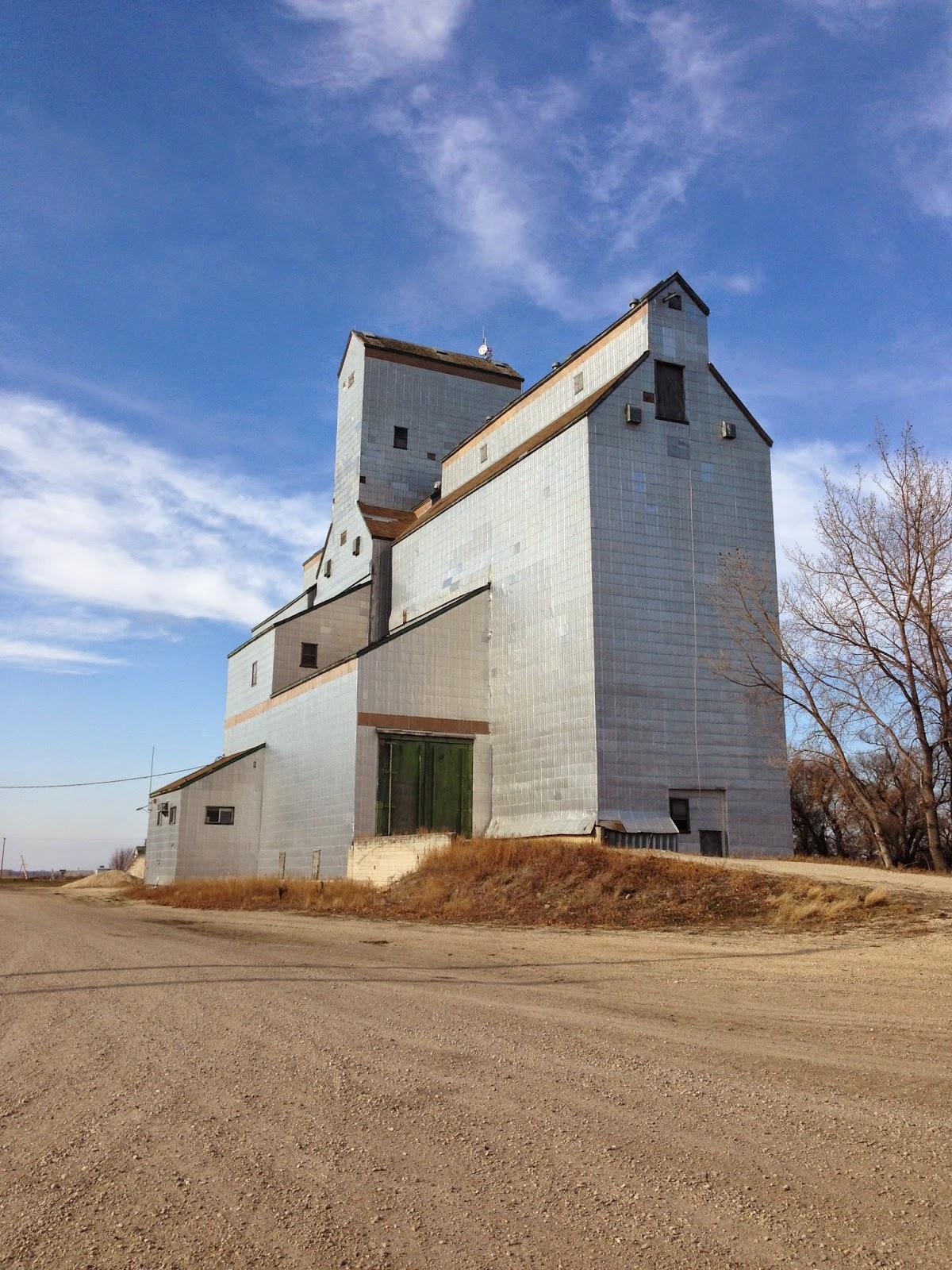 Royal Lepage Carman Grain Elevator For Sale In Manitoba: elevators for sale