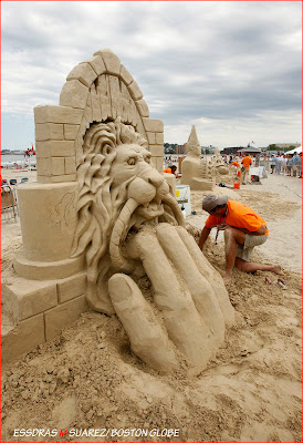 Festival Of Speed >> Essdras M Suarez - Photographer - Blog: Sand Castle Competition Revere