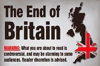 The End Of Britain . . .
