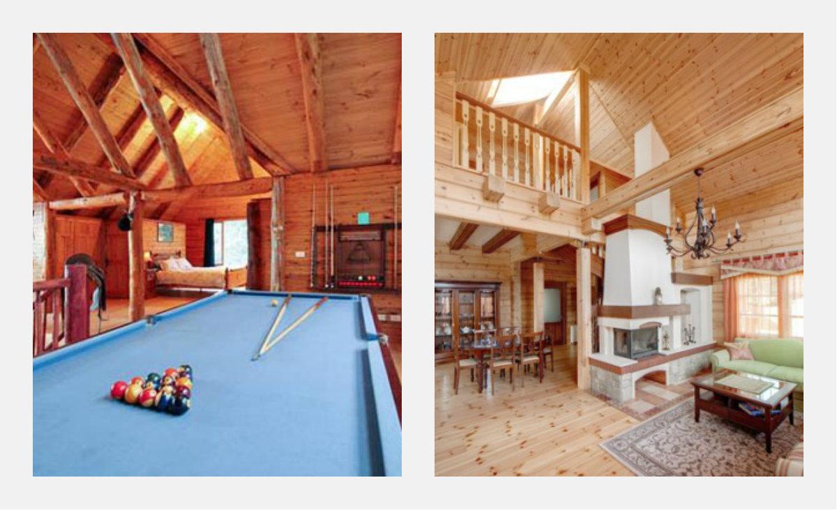 Interiores con sabor a rustico oasisingular - Fotos de interiores de casas rusticas ...