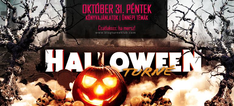 2014 Halloween Blogturné