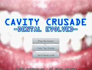 jogo de dentista