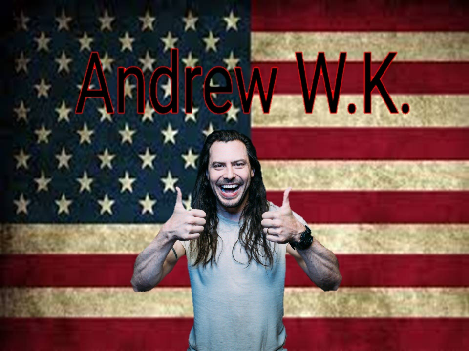 Discografía Completa De Andrew W.K.