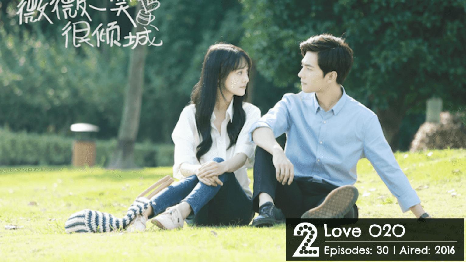 best chinese romance drama 2016