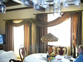 Дизайн спальни с серым ламинатом