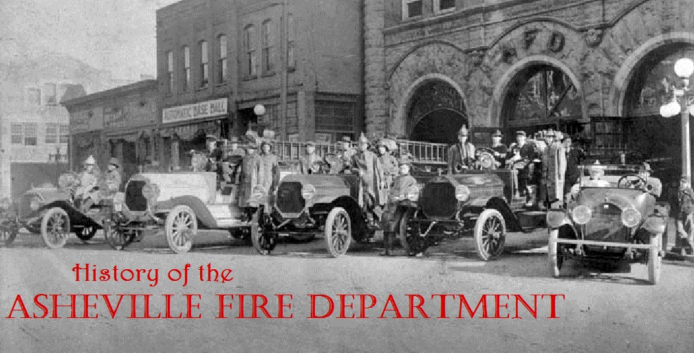 Asheville Fire Department History