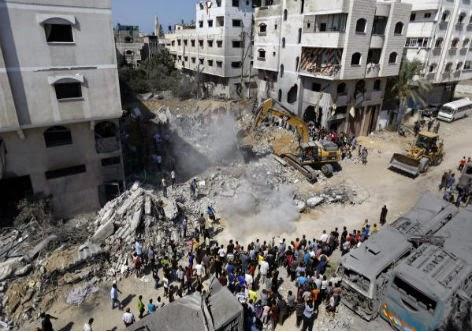 Israel e seus alegados ataques seletivos matam mulheres e crianças