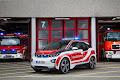 BMW i3 policia