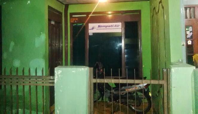 Densus Tangkap Terduga Teroris di Sukoharjo