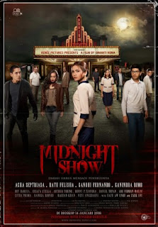 Film Midnight Show 2016 di Bioskop