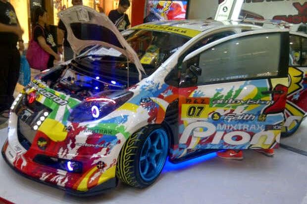 Modifikasi Toyota Yaris Terbaru