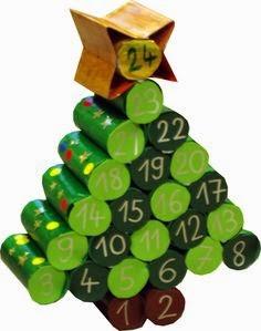 L 39 esprit vient en jouant activit enfants calendrier - Calendrier de l avent ikea ...