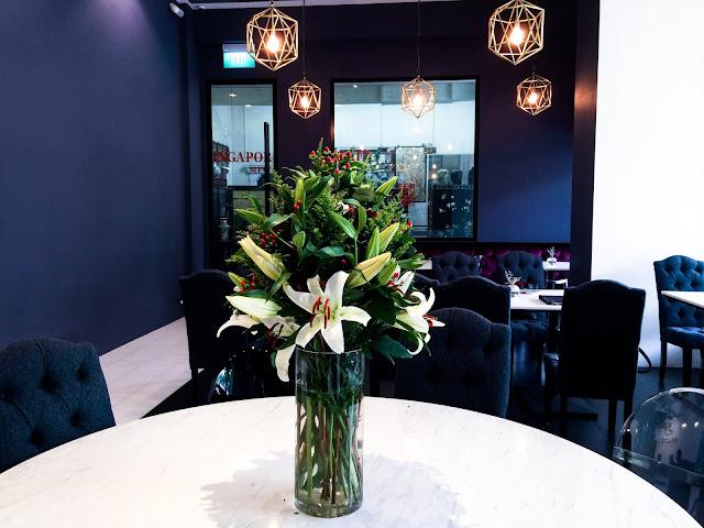 best cafe design inspiration singapore