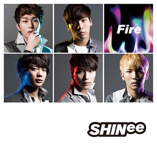 "SHINee Japanese Comeback ""Fire"""