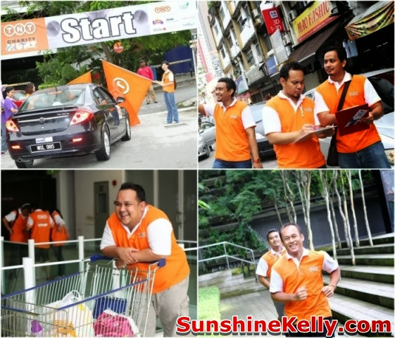 TNT Charity Hunt 2013, TNT Express Malaysia, TNT, Charity Hunt, TNT Charity Hunt