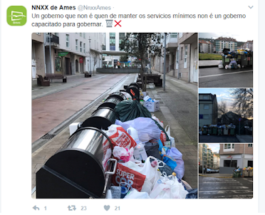 NN.XX. ENSEÑA LA BASURA DE AMES