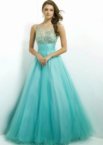 Where to buy prom dresses 2014 for cheap: Beaded Ball Gown Prom ...