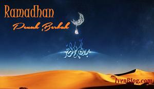 doa dan hapalan di bulan ramadhan dengan huruf latin