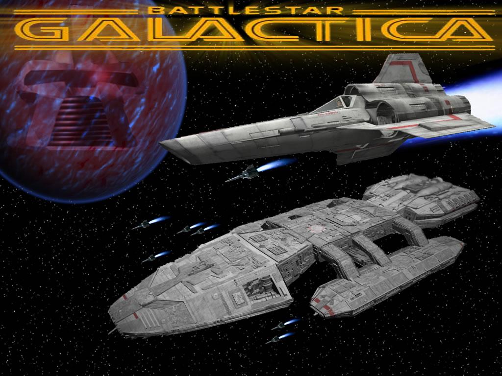 battlestar galactica bilder