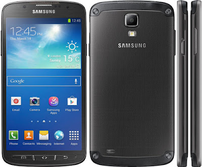 Root Samsung Galaxy S4 Active GT-I9295