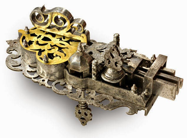 History 39 s most guarded secrets were once protected by for Door lock germany