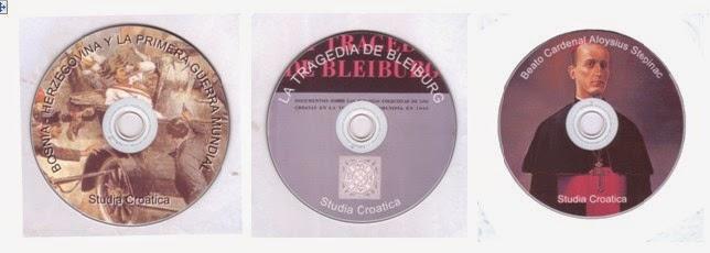 Libros de Studia Croatica en CD-ROM