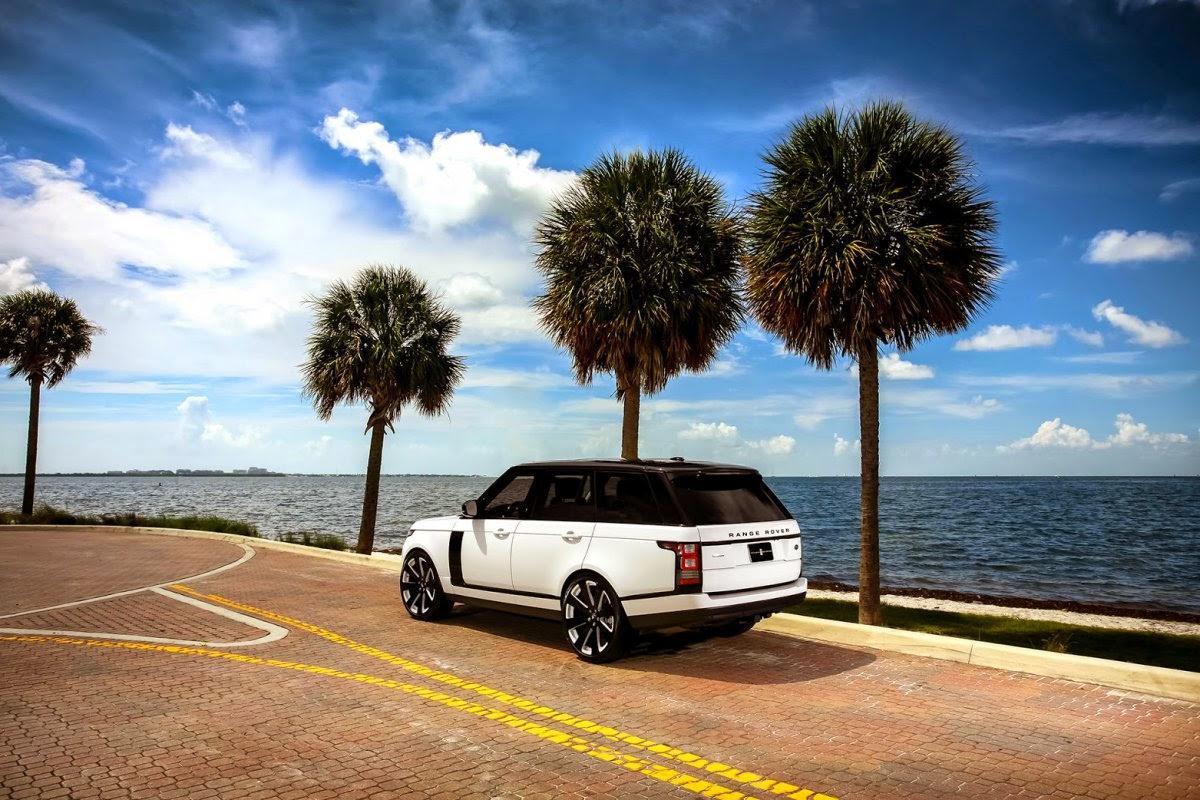Range Rover Supercharged صور سيارات: رينج روفر سوبر تشارج