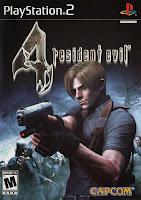 RESIDENT EVIL 4 PS2 ISO