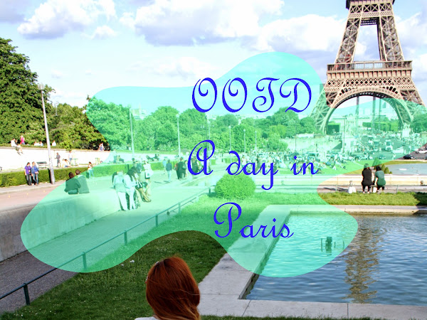 OOTD | A day in Paris