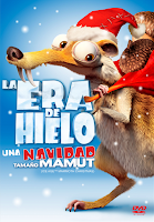 Ice Age: Una navidad tamano mamut (2011) online y gratis