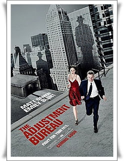 The Adjustment Bureau - 2011 - Movie Trailer Info