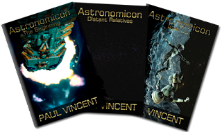 Astronomicon Science Fiction Novels