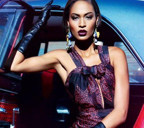 Models CamTV: JOAN SMALLS - Puerto Rican Fashion Model
