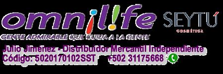 Productos Omnilife - Cosméticos Seytu - Negocio Propio