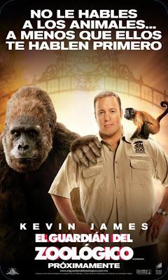 Ver El Guardián del Zoológico Película (2011)