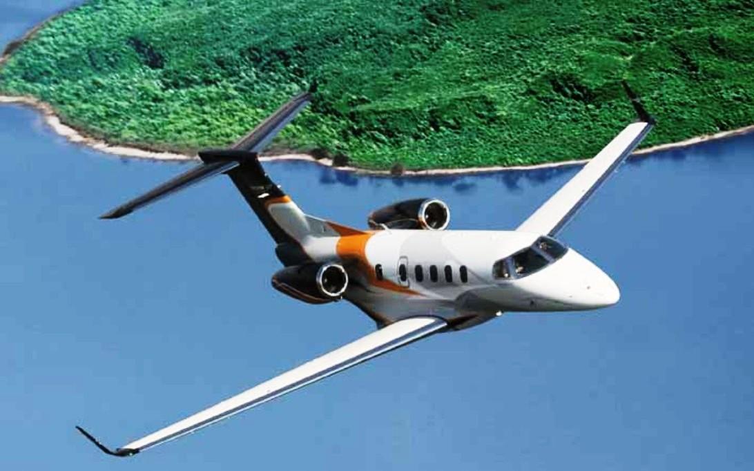 Phenom 300 aircraft wallpaper 3