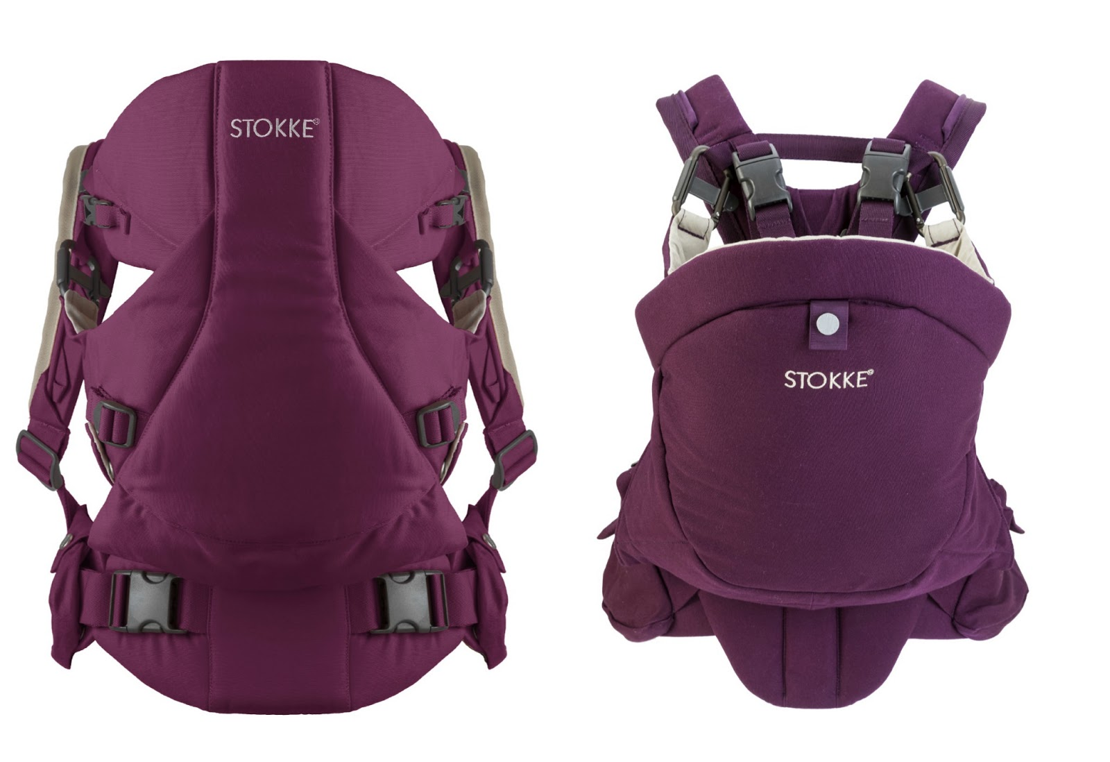 Stokke MyCarrier Purple