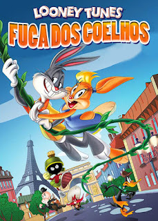 Looney Tunes: Fuga dos Coelhos - DVDRip Dublado