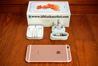 iPhone 6S Plus HDC Box dan Aksesoris