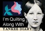 Yankee Diary Civil War Quilt