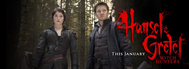 Hansel and Gretel: Witch Hunters - 3D (2013)