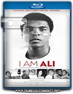 Eu Sou Ali – A História De Muhammad Ali Torrent - BluRay Rip 1080p Dual Áudio 5.1