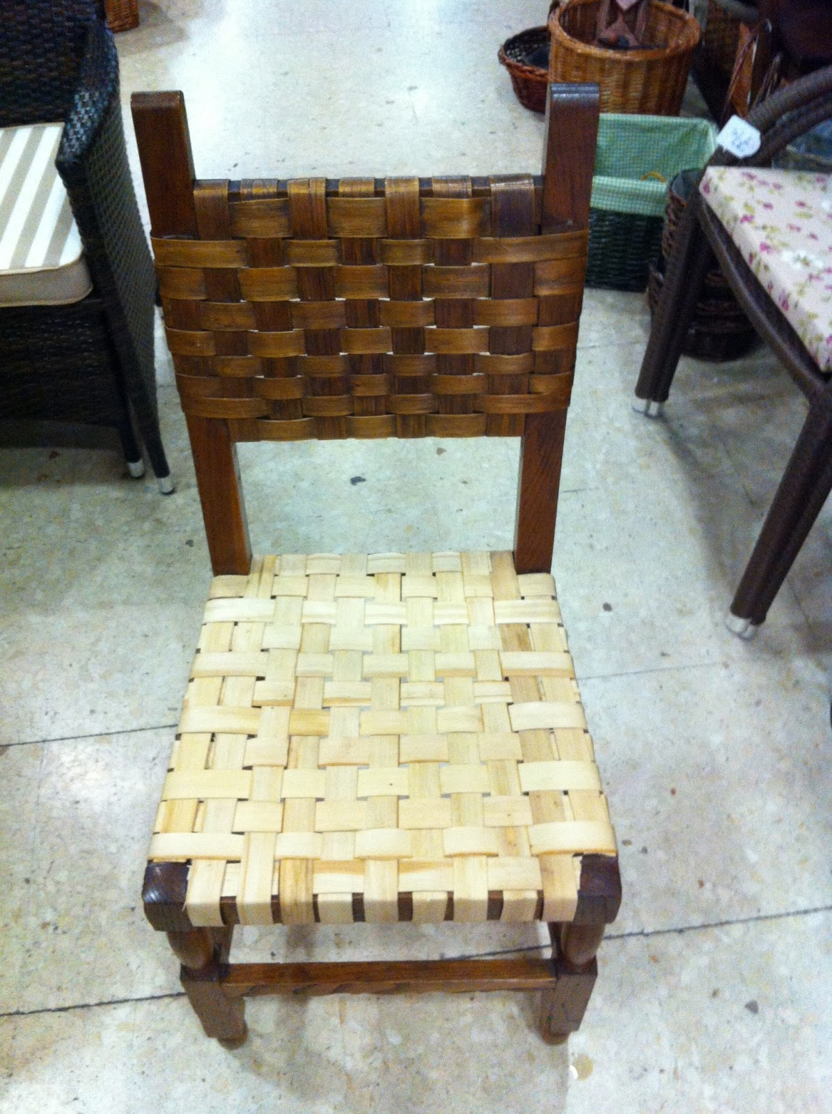 Restauraci n sillas rejilla enea anea mimbre silla - Reparacion de sillas de rejilla ...
