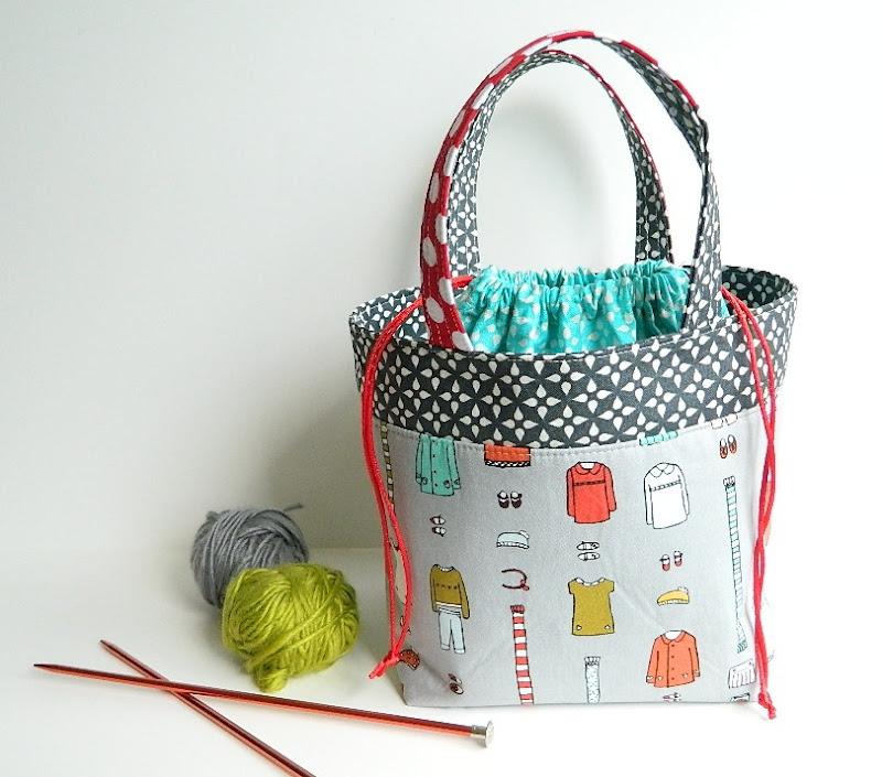 Sotak Handmade New Bag For My Knitting