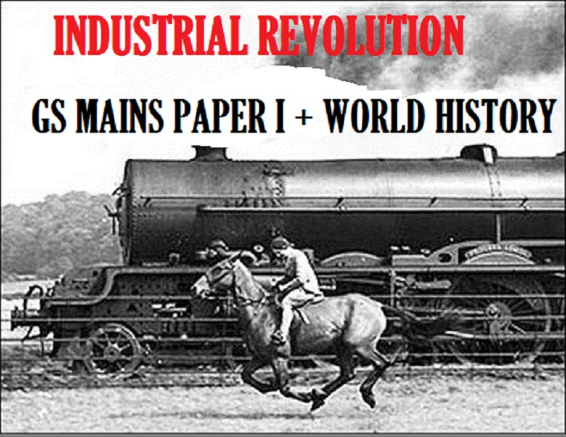 Industrial revolution paper