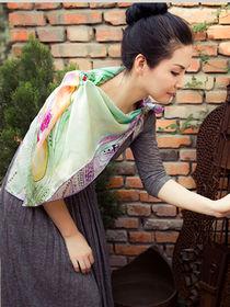 20 Model syal fashion cantik terbaru gaya busana masa kini
