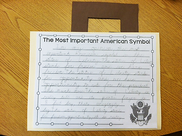 Us American Symbols Fun Times Simply Skilled In Second