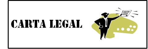 Carta Legal | Informacion sobre leyes y derecho