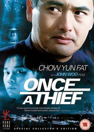 Once A Thief 1991 poster