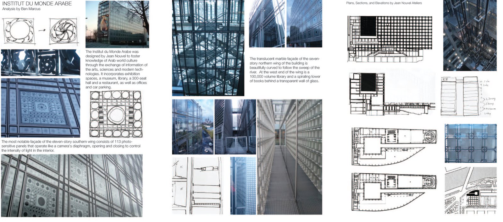 Ambassade du design institut du monde arabe france for Architecture arabe